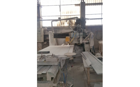 Bridge cutter Nuova omec