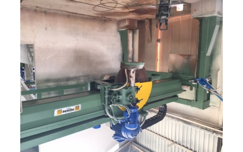 BLOCK CUTTER FOR MARBLE PEDRINI