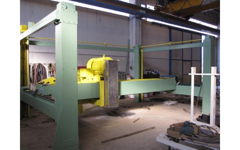 BLOCK CUTTER FOR MARBLE TERZAGO
